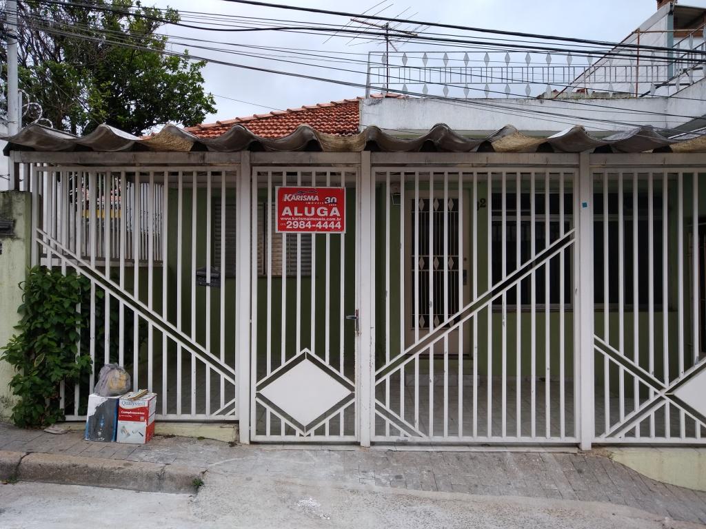 Alugar - Casa  - Vila Medeiros - 2 dormitórios.