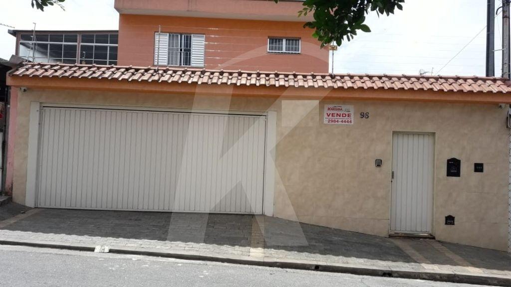 Comprar - Sobrado - Vila Maria Alta - 4 dormitórios.