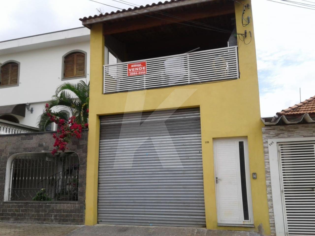 Comprar - Sobrado - Vila Ede - 2 dormitórios.