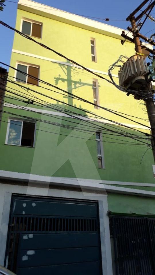 Comprar - Condomínio - Vila Gustavo - 2 dormitórios.