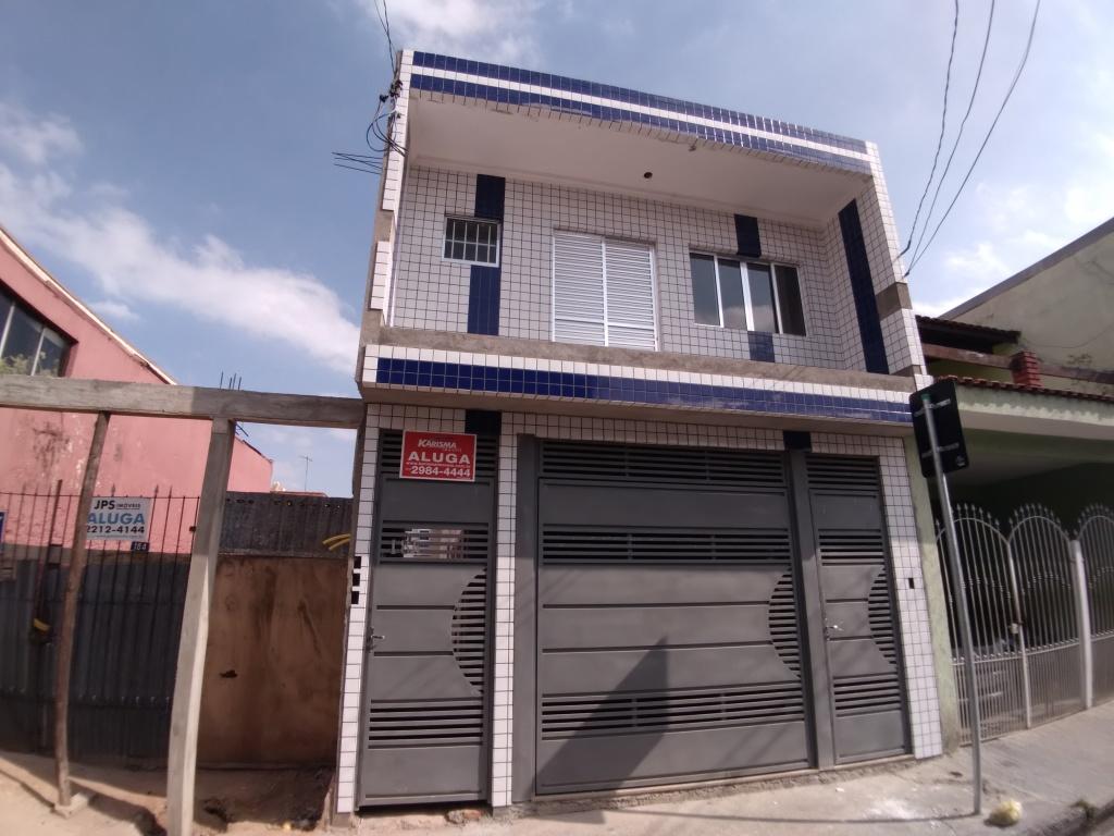 Alugar - Condomínio - Jardim Brasil (Zona Norte) - 1 dormitórios.