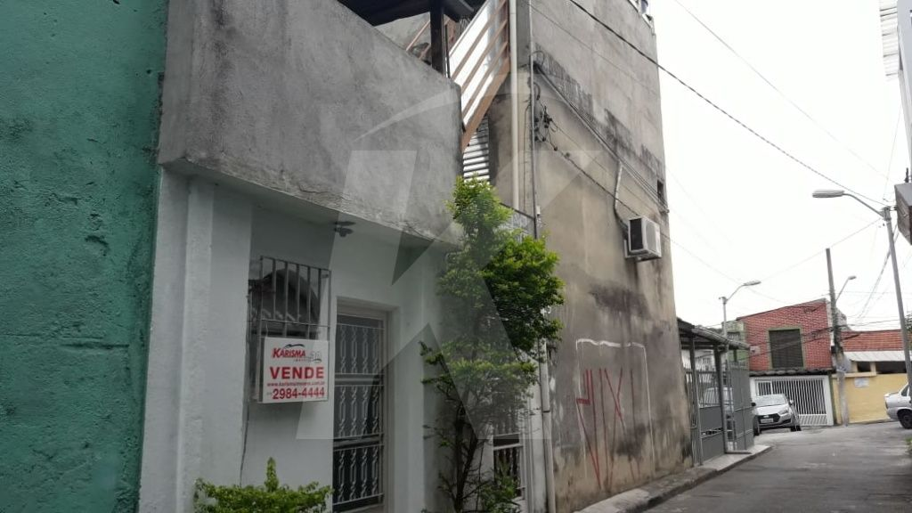 Comprar - Sobrado - Vila Isolina Mazzei - 2 dormitórios.
