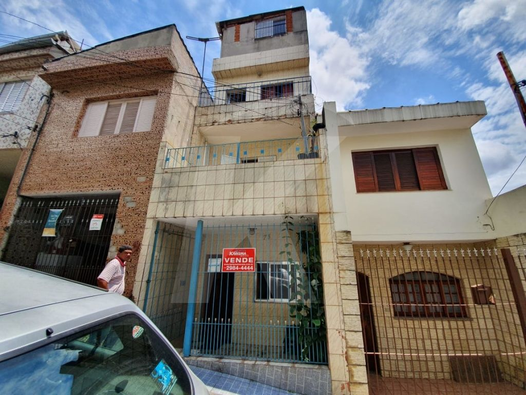 Comprar - Sobrado - Vila Medeiros - 4 dormitórios.