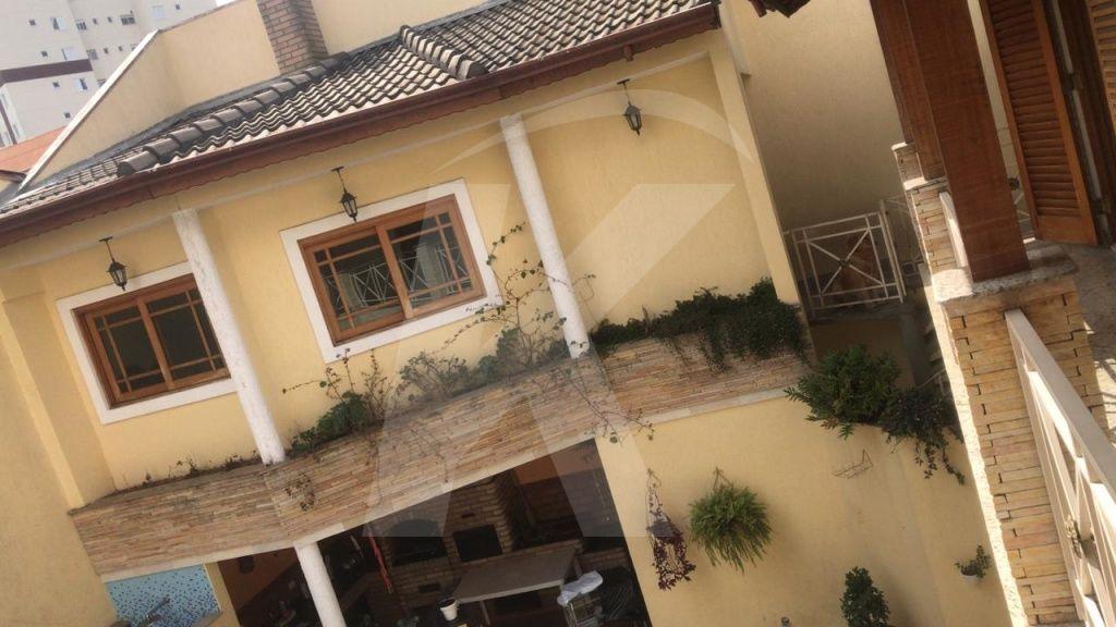 Comprar - Sobrado - Jardim São Judas Tadeu - 4 dormitórios.