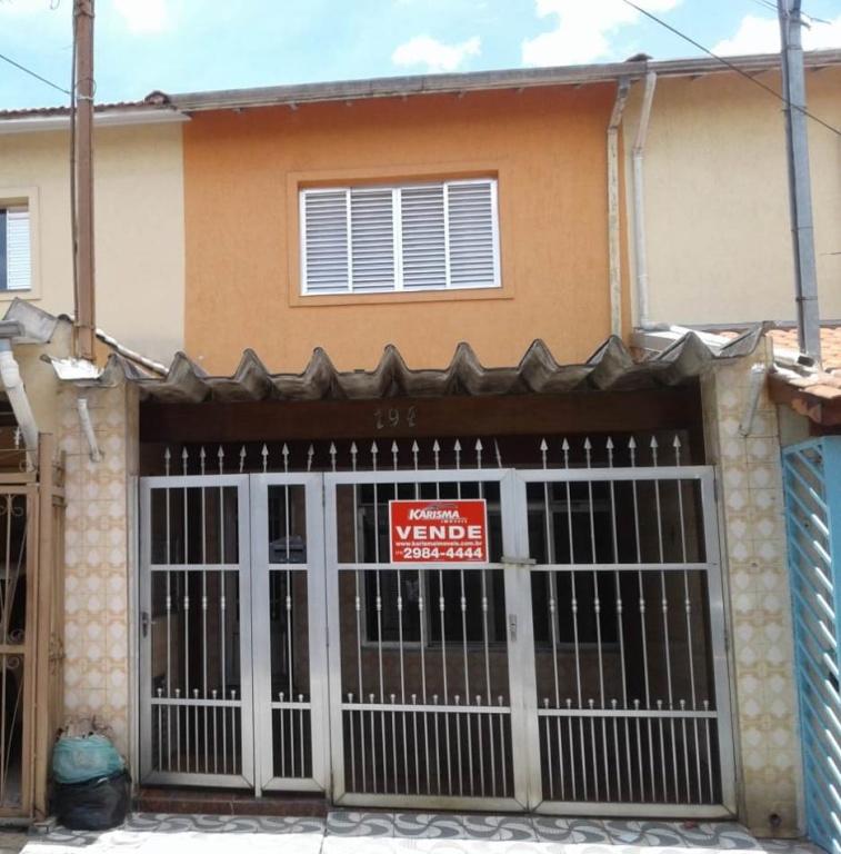 Comprar - Sobrado - Vila Constança - 2 dormitórios.