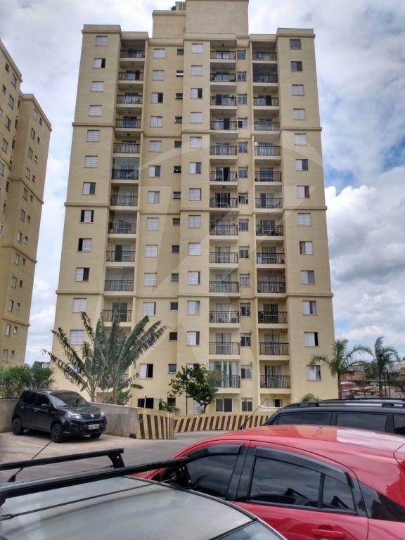 Comprar - Apartamento - Jardim dos Pimentas - 2 dormitórios.
