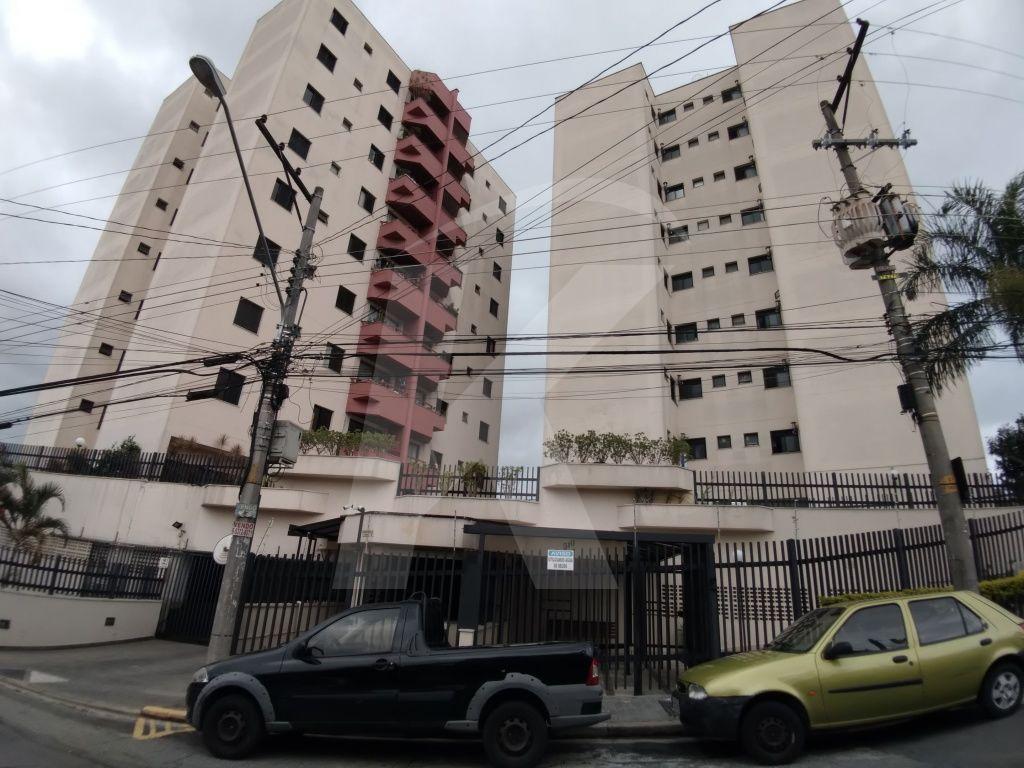 Alugar - Apartamento - Vila Gustavo - 3 dormitórios.