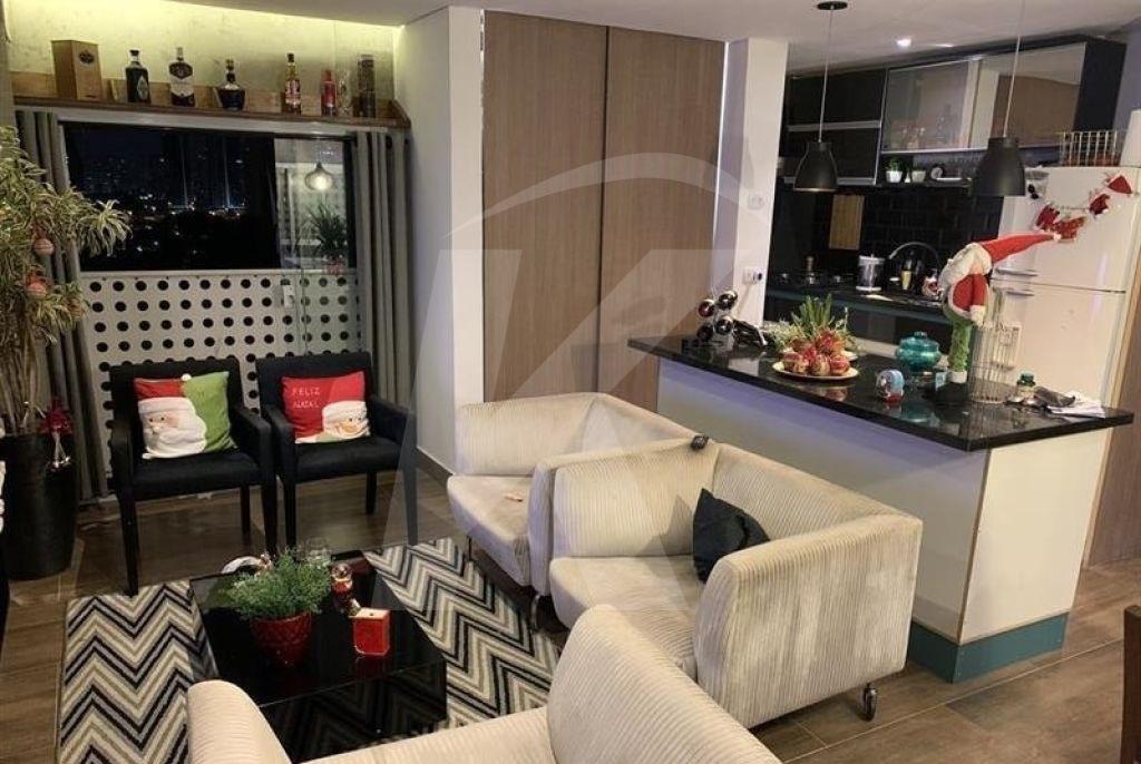 Comprar - Apartamento - Jardim das Laranjeiras - 2 dormitórios.