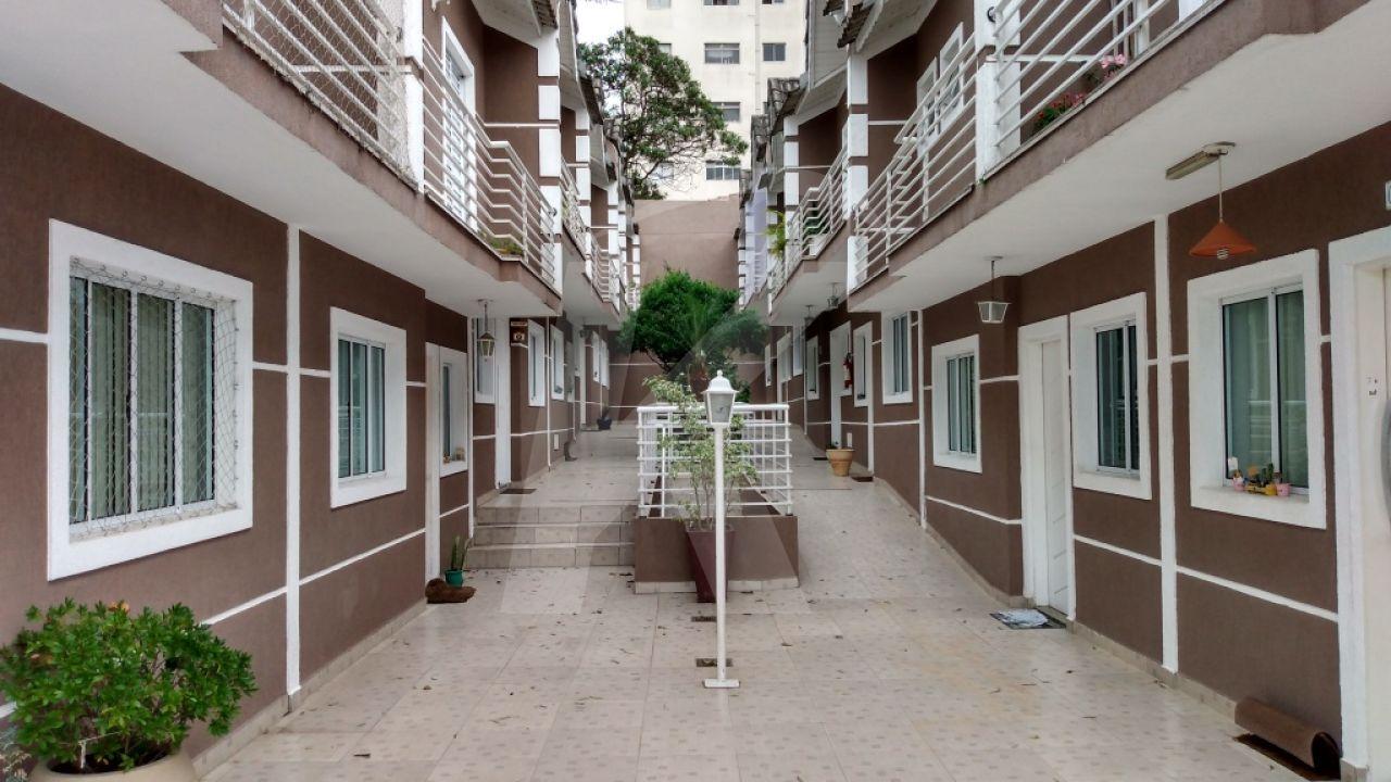 Comprar - Condomínio - Vila Isolina Mazzei - 3 dormitórios.