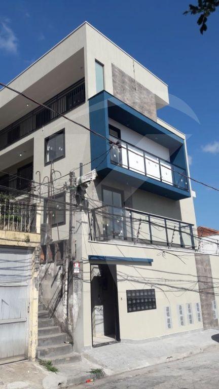 Comprar - Condomínio - Vila Gustavo - 1 dormitórios.