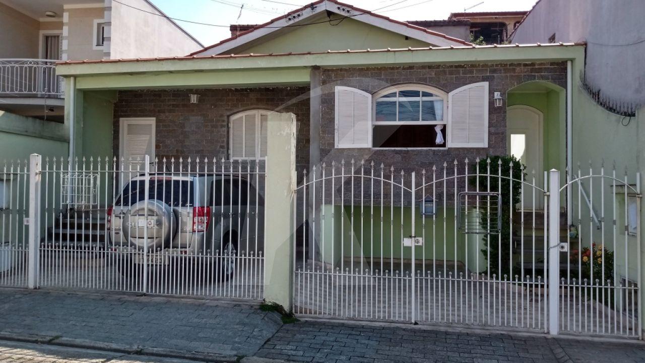 Comprar - Casa  - Vila Constança - 3 dormitórios.