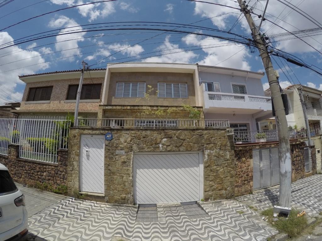 Alugar - Casa  - Vila Guilherme - 4 dormitórios.