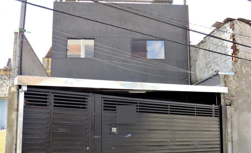 Alugar - Condomínio - Vila Nilo - 2 dormitórios.