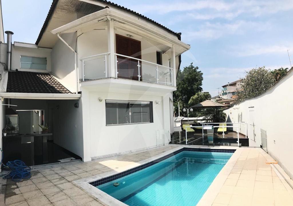Comprar - Sobrado - Jardim Leonor Mendes de Barros - 4 dormitórios.