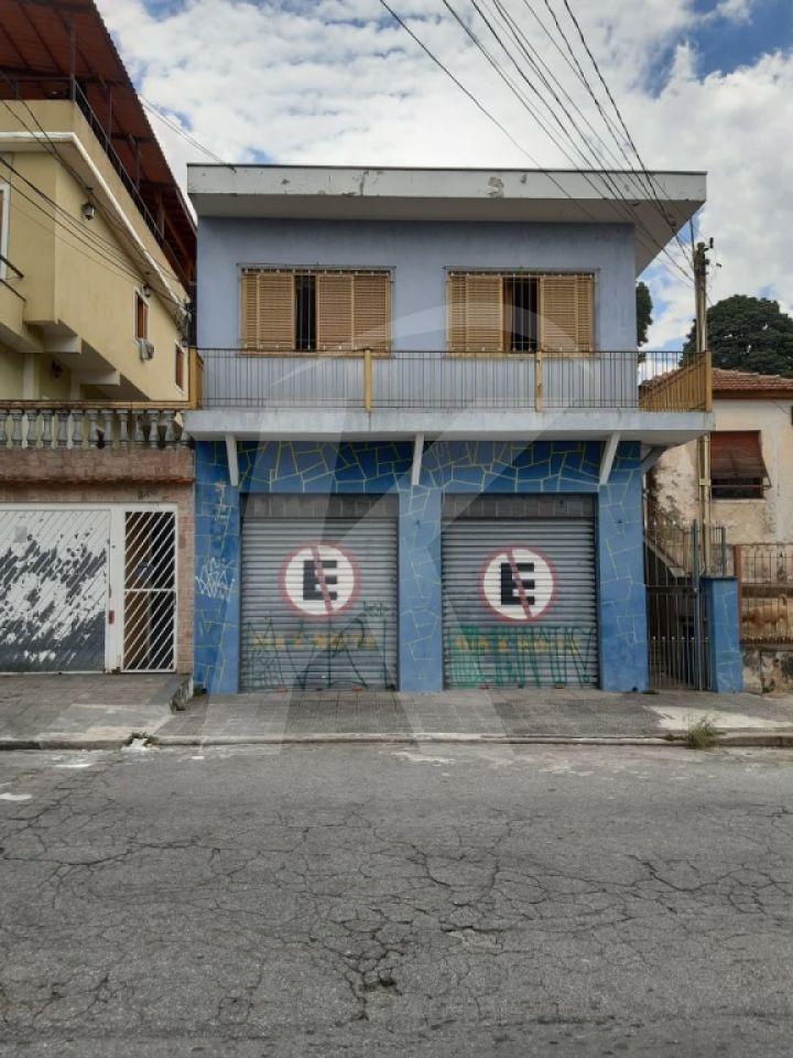Comprar - Casa  - Vila Nova Cachoeirinha - 2 dormitórios.