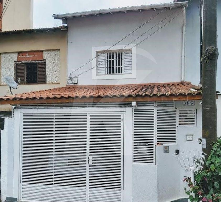 Comprar - Sobrado - Vila Paulicéia - 2 dormitórios.
