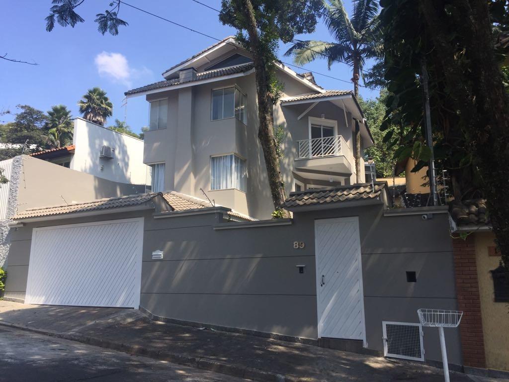 Comprar - Sobrado - Barro Branco (Zona Norte) - 4 dormitórios.