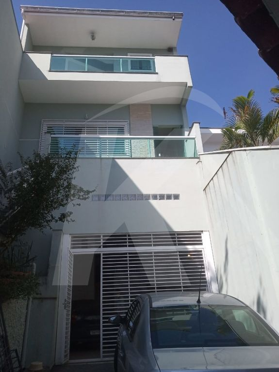 Comprar - Sobrado - Vila Paulicéia - 3 dormitórios.