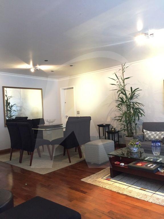 Comprar - Apartamento - Vila Nova Conceição - 4 dormitórios.