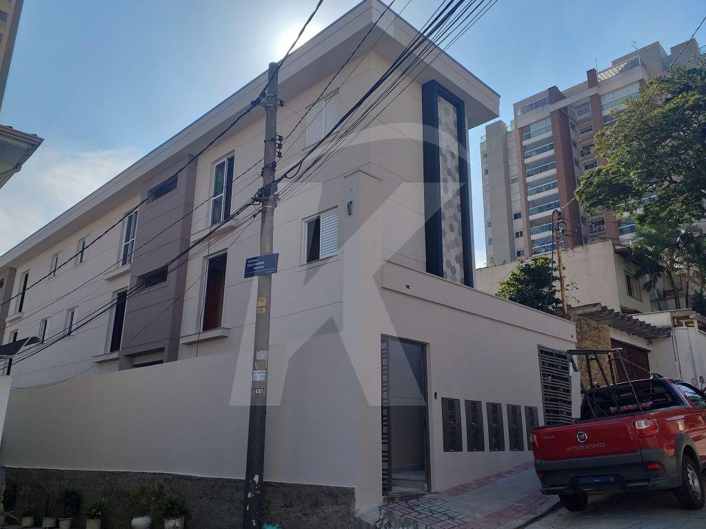 Comprar - Condomínio - Vila Paulicéia - 1 dormitórios.
