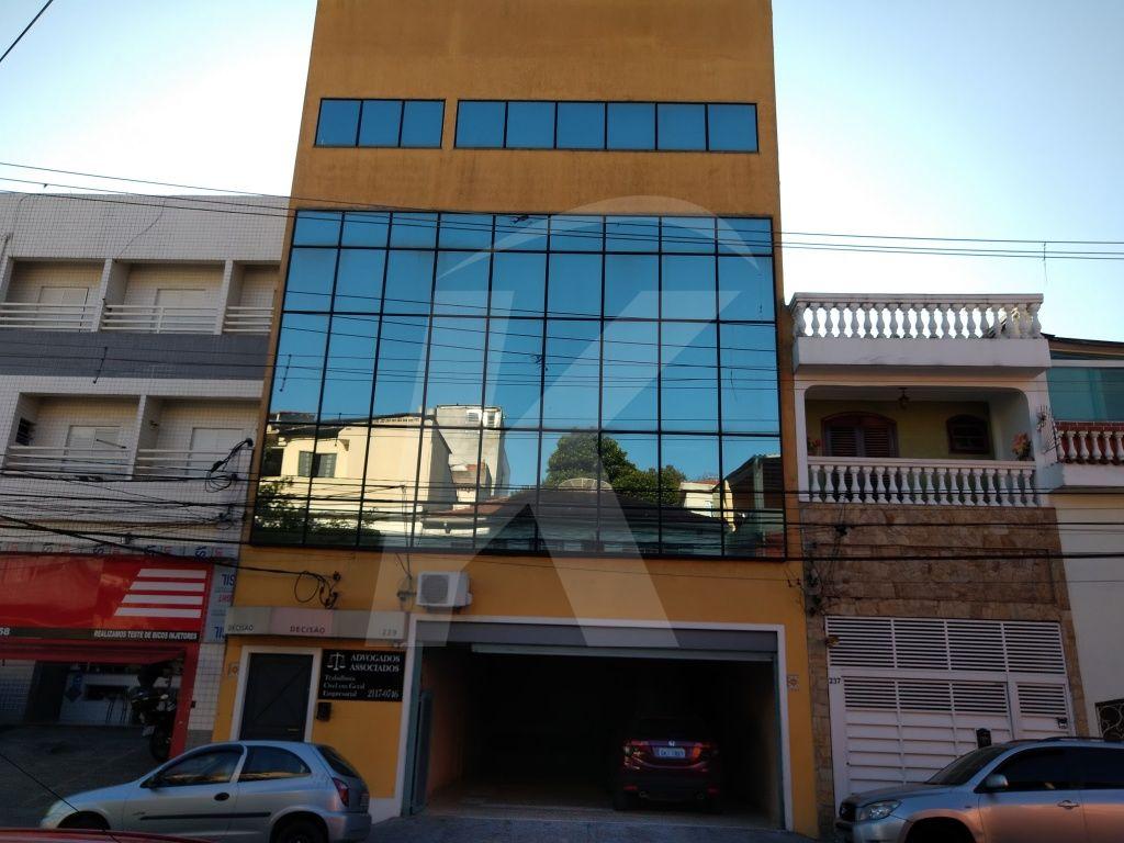 Alugar - Comercial - Jardim Brasil (Zona Norte) - 0 dormitórios.