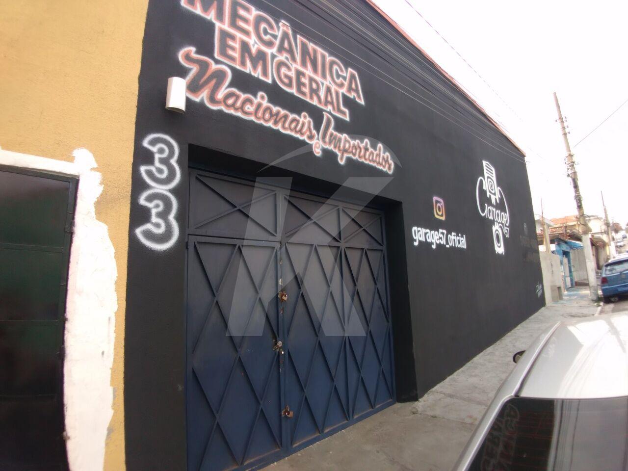 Alugar - Comercial - Vila Dom Pedro II - 0 dormitórios.
