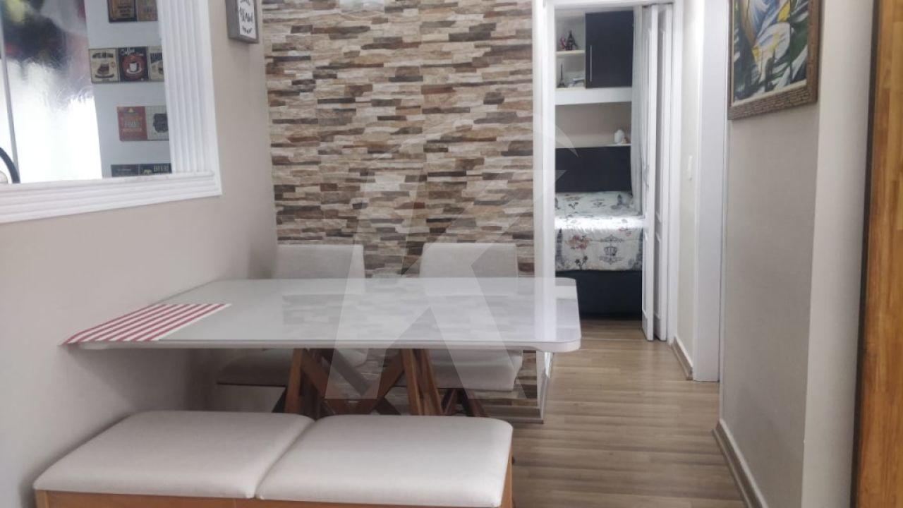 Comprar - Apartamento - Vila Amélia - 2 dormitórios.