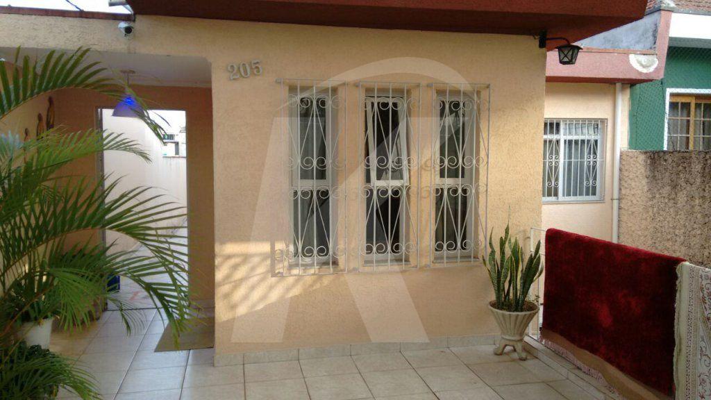 Comprar - Casa  - Vila Gustavo - 3 dormitórios.