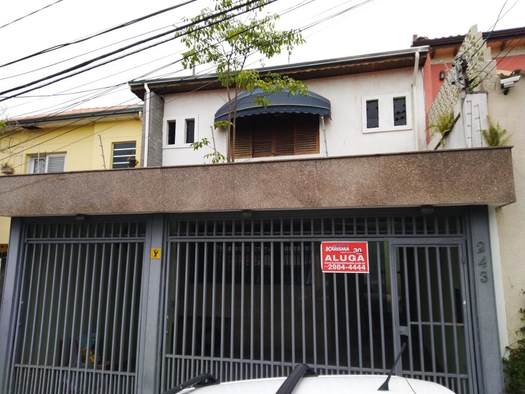 Sobrado Jardim São Paulo(Zona Norte) - 3 Dormitório(s) - São Paulo - SP - REF. KA1217