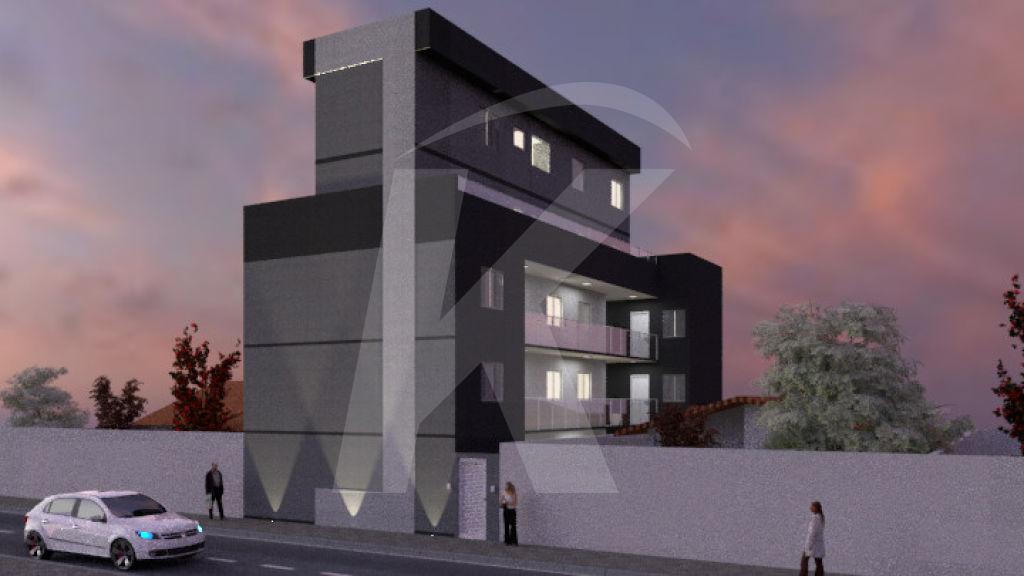 Comprar - Condomínio - Parque Vitória - 1 dormitórios.