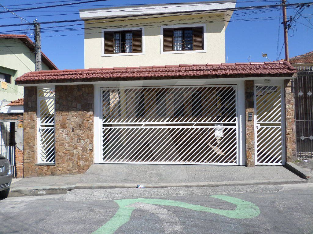 Comprar - Sobrado - Vila Gustavo - 4 dormitórios.