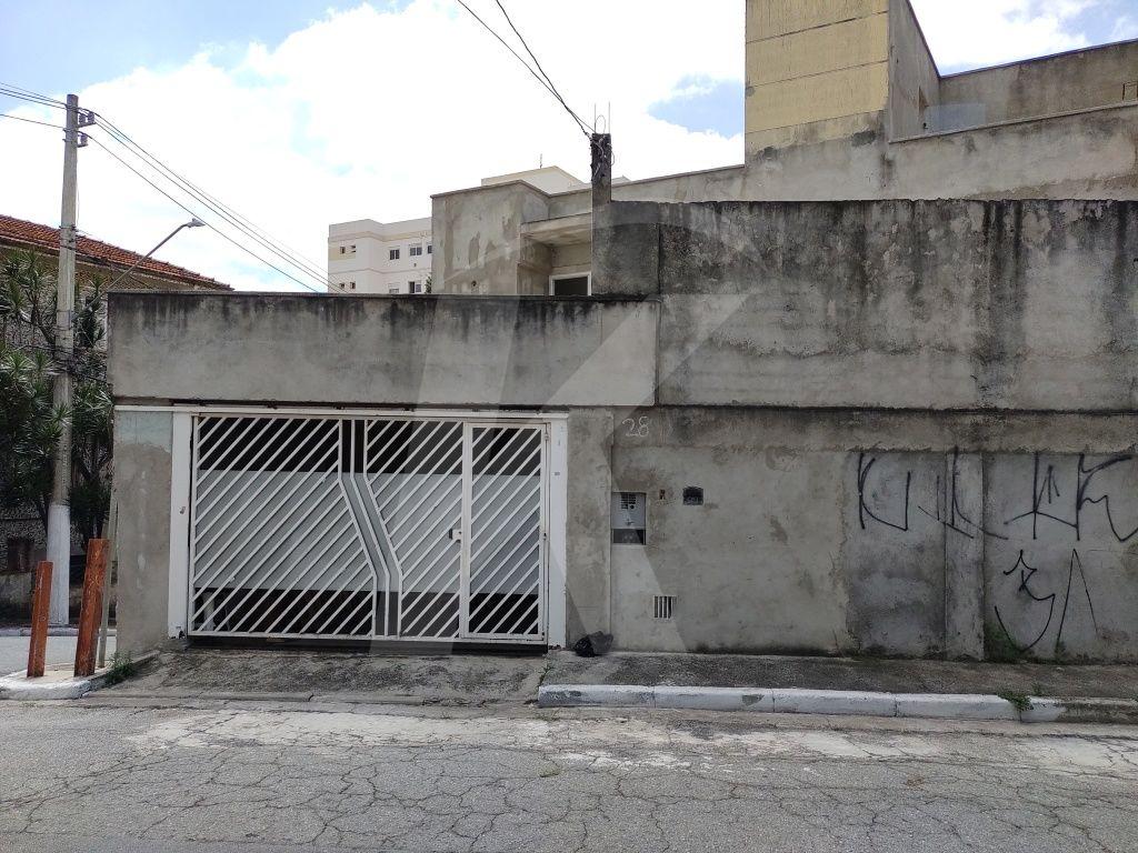 Alugar - Casa  - Tucuruvi - 2 dormitórios.