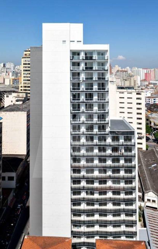 Comprar - Apartamento - Centro - 1 dormitórios.