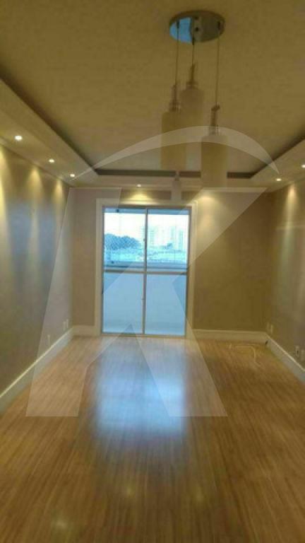 Comprar - Apartamento - Vila Bela Vista (Zona Norte) - 3 dormitórios.
