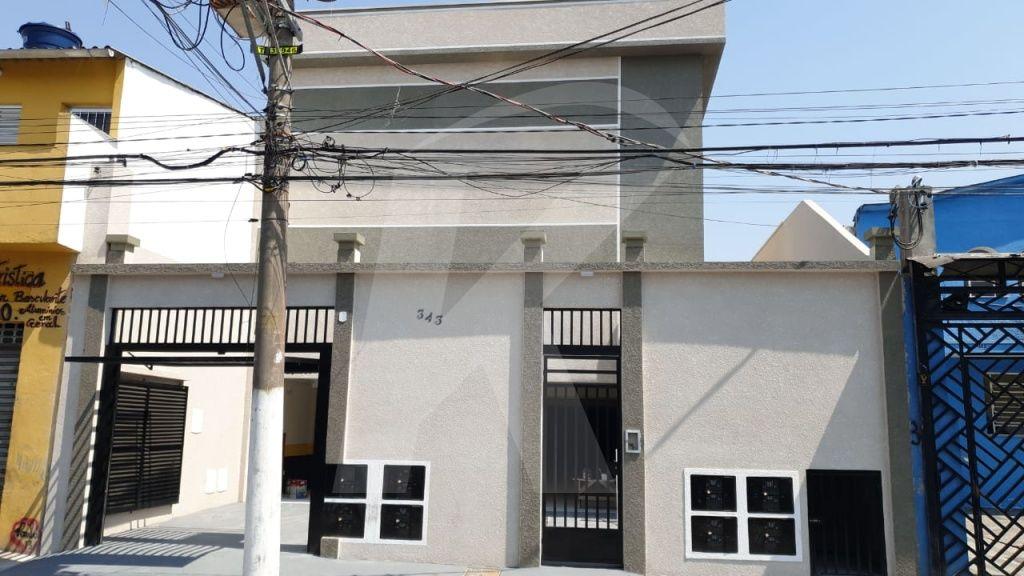 Comprar - Condomínio - Jardim Brasil (Zona Norte) - 2 dormitórios.
