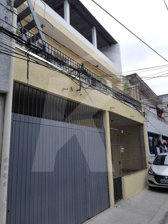 Comprar - Casa  - Jardim Brasil (Zona Norte) - 3 dormitórios.