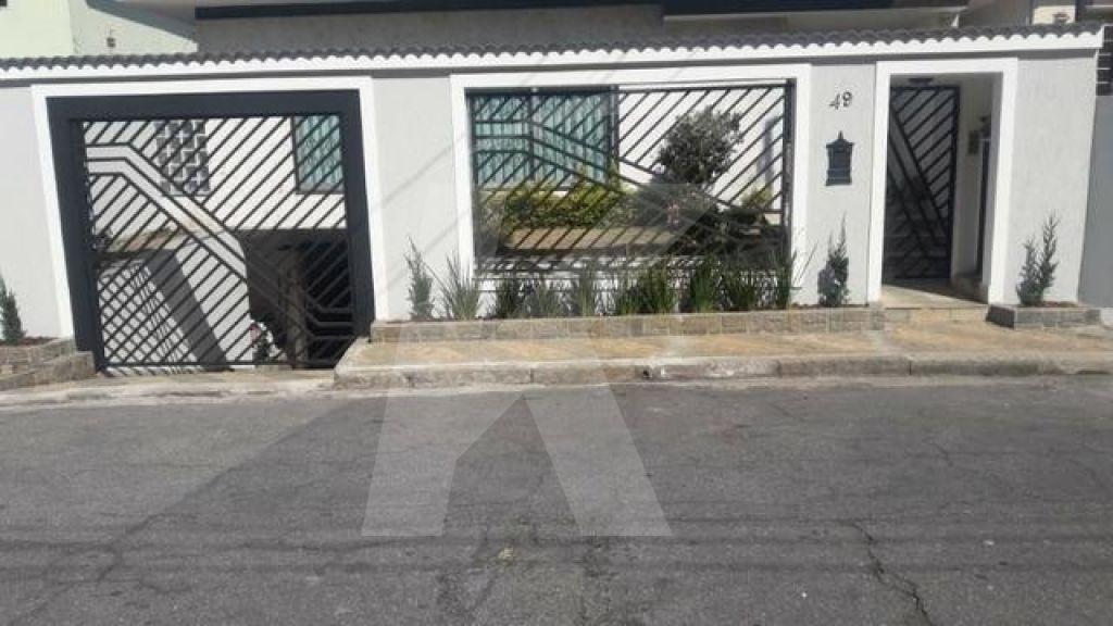 Comprar - Casa  - Vila Paulicéia - 3 dormitórios.