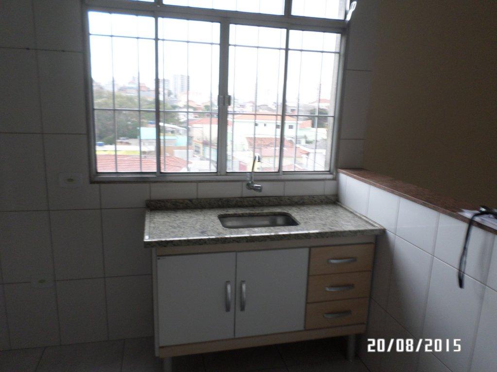 Alugar - Condomínio - Vila Gustavo - 2 dormitórios.