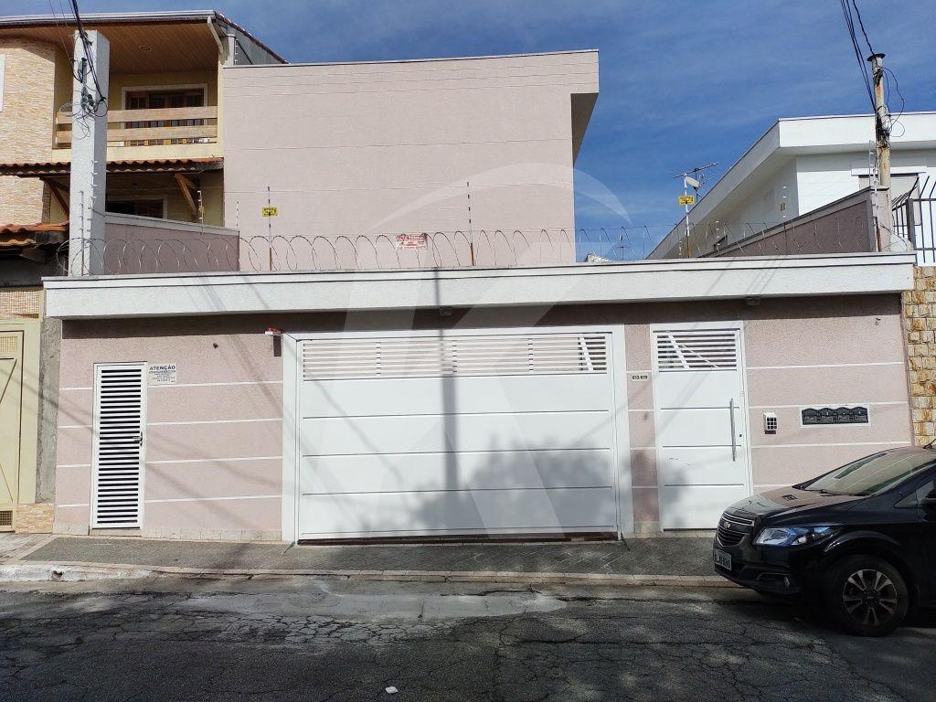 Alugar - Sobrado - Vila Ede - 3 dormitórios.