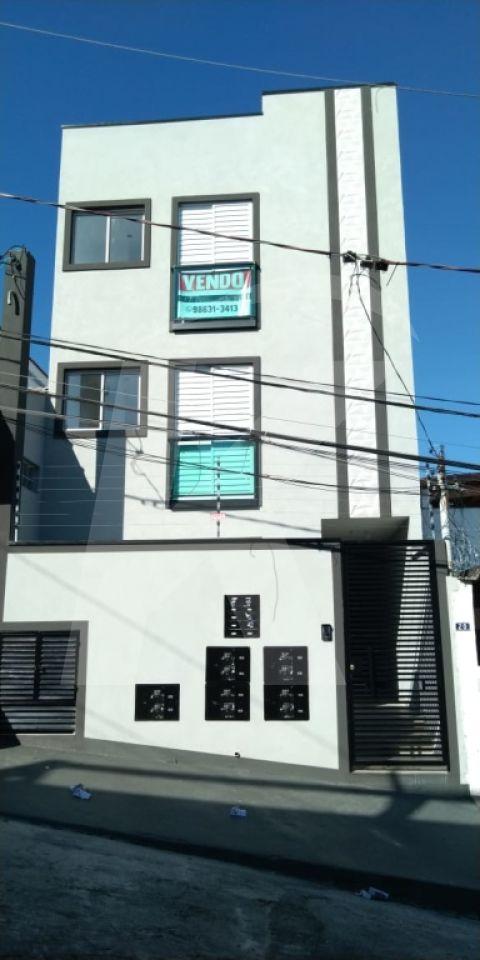 Comprar - Condomínio - Vila Paiva - 1 dormitórios.