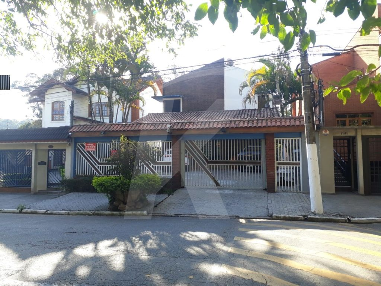 Sobrado Barro Branco (Zona Norte) - 5 Dormitório(s) - São Paulo - SP - REF. KA13955