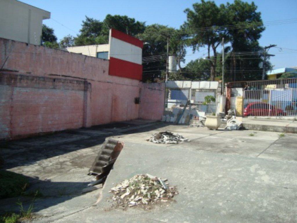 Alugar - Terreno - Vila Constança - 0 dormitórios.