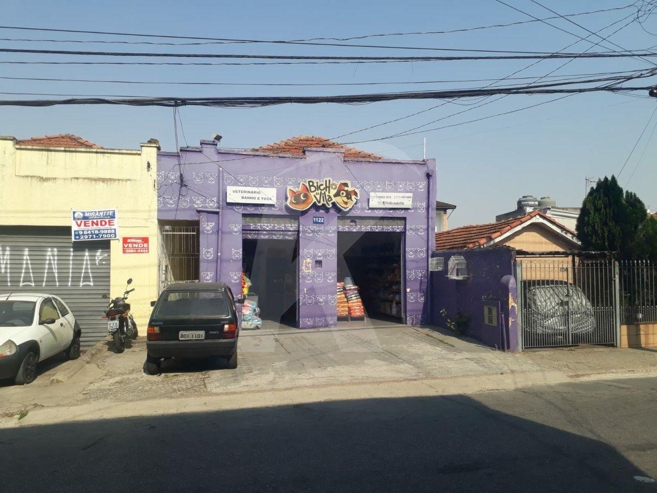Comprar - Terreno - Vila Nivi - 0 dormitórios.