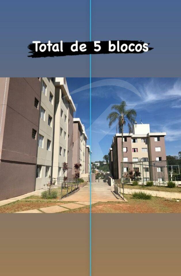 Comprar - Apartamento - Núcleo do Engordador - 2 dormitórios.
