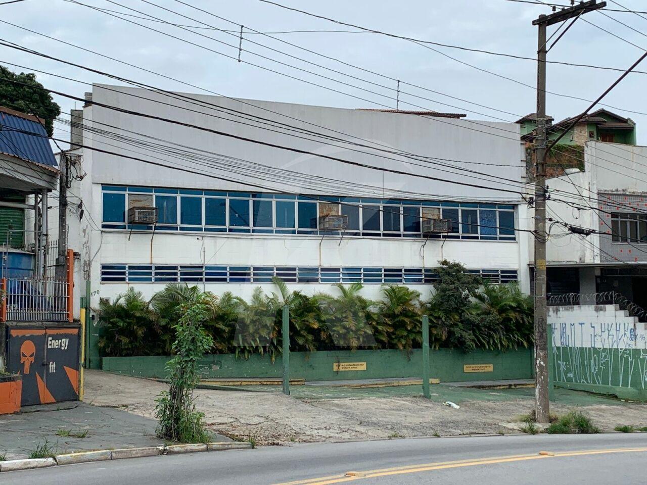 Alugar - Galpão - Vila Gustavo - 0 dormitórios.