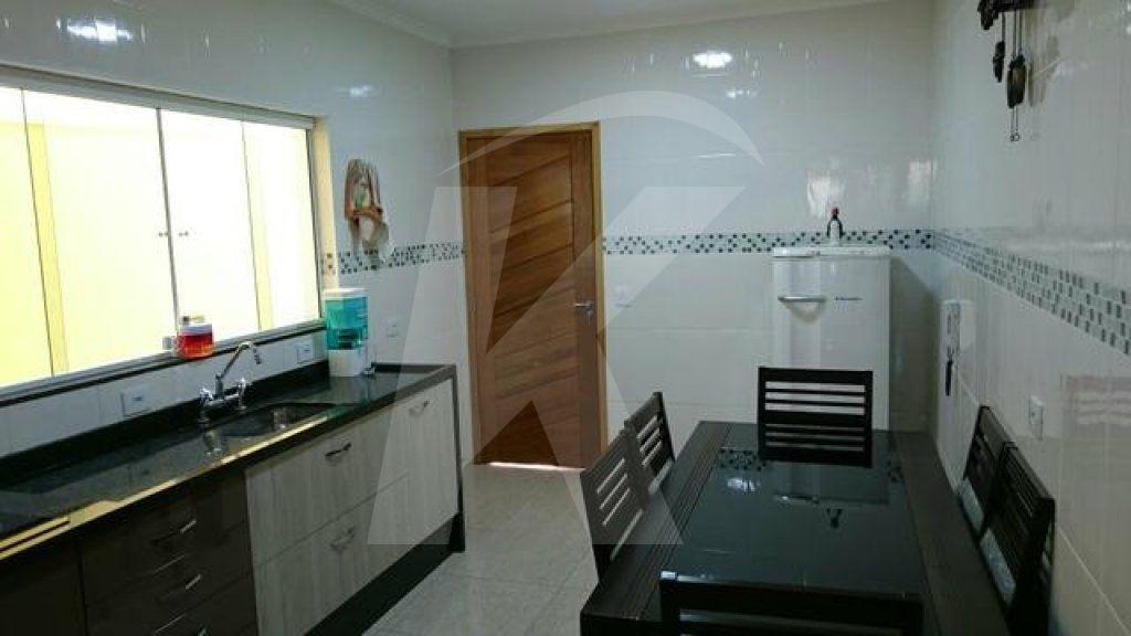 Sobrado Jardim São Paulo(Zona Norte) - 3 Dormitório(s) - São Paulo - SP - REF. KA2124
