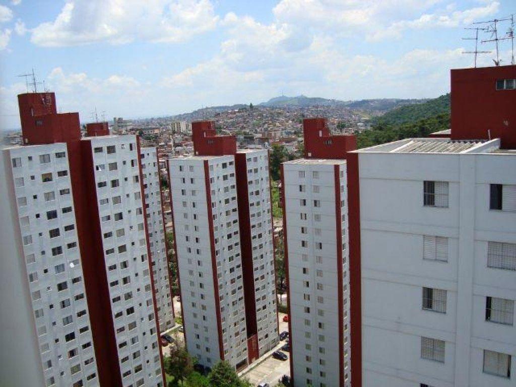 Comprar - Apartamento - Vila Pedra Branca - 2 dormitórios.