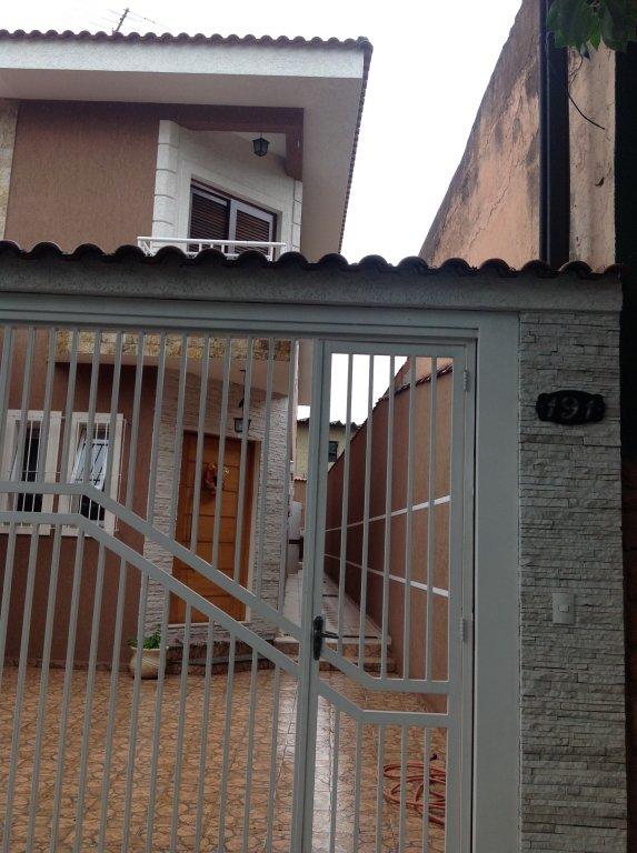 Sobrado Parque Edu Chaves - 3 Dormitório(s) - São Paulo - SP - REF. KA2439