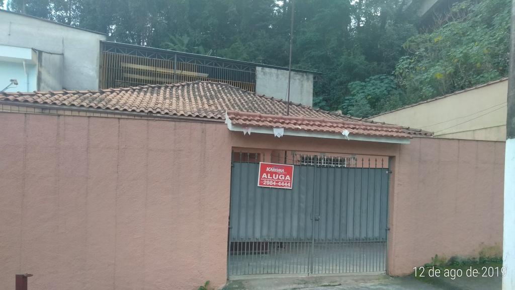 Alugar - Casa  - Jardim Corisco - 2 dormitórios.
