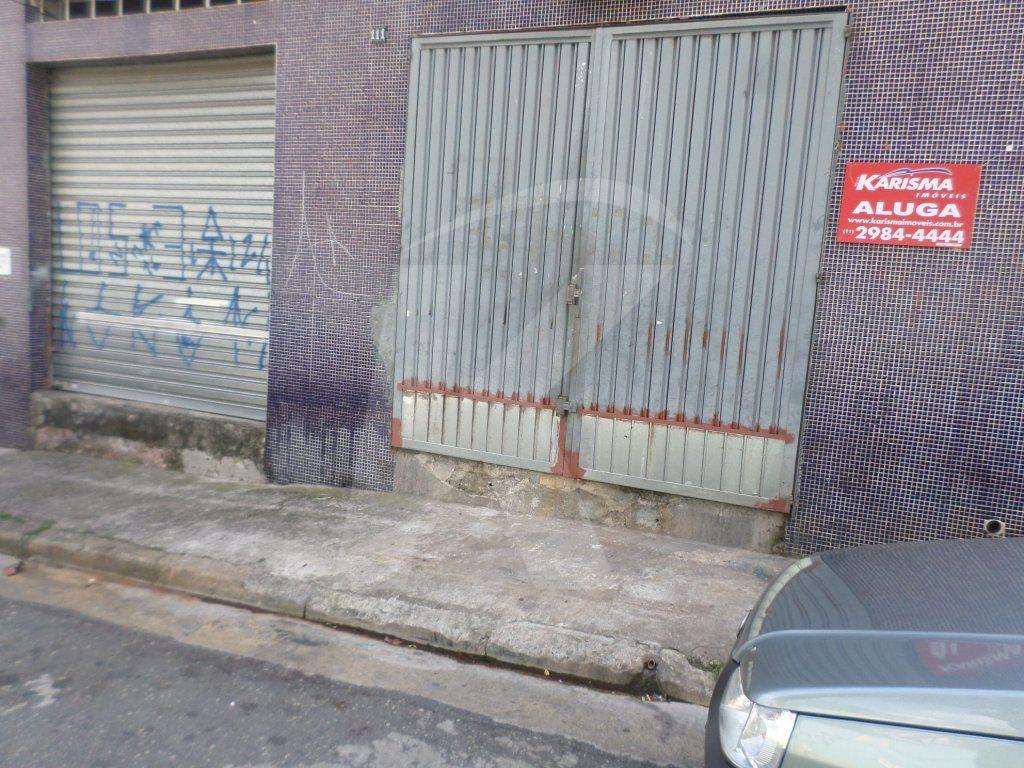 Alugar - Salão Comercial - Vila Isolina Mazzei - 0 dormitórios.